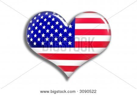 Usa Shiny Heart