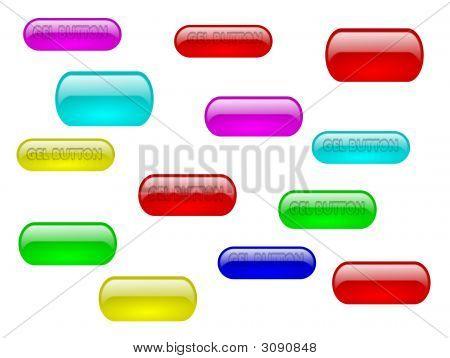 Gel Buttons
