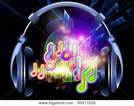 Sound Of Headphones