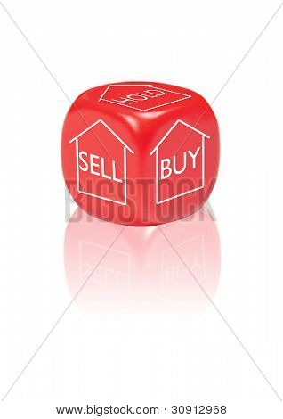 Property Buy, Sell And Hold Concept