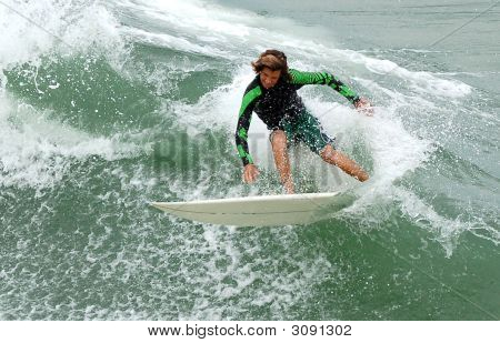 Summer Surfing