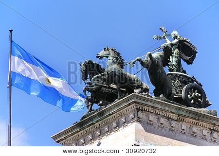 Part of Argentine Congress