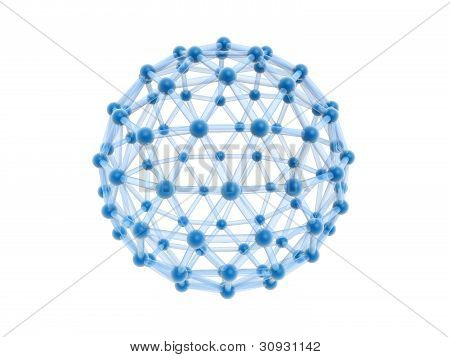 4G Network Cage Ball