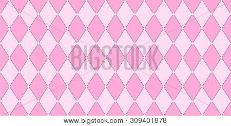 Cute Seamless Pattern Background In Lol Doll Surprise Style. Vector Illustration