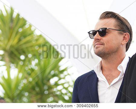 Leonardo DiCaprio attends the photocall for