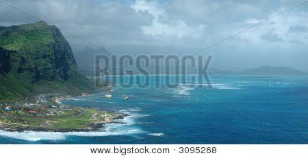 Oahu Island Eastern Coast