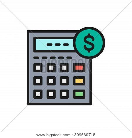 Stock Vector Calculator Images, Illustrations & Vectors (Free
