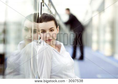Atractive Businesswoman