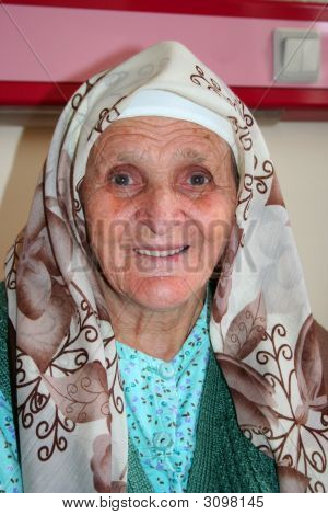 Portraits Of An Old Lady