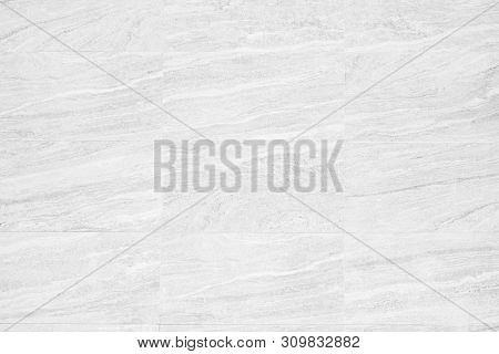 White Marble Texture And Background Or Slate Tile Ceramic, Seamless Texture Square Light Gray. Marbl