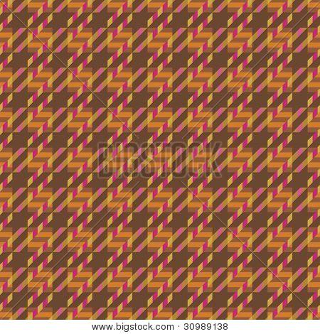 Tweed Texture in Orange