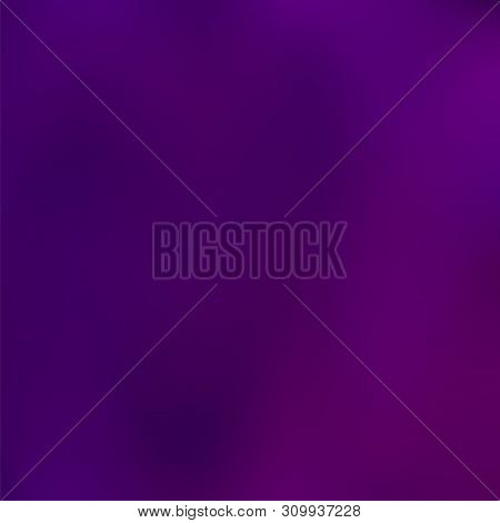 Purple Background Is Beautiful, Bright And Stylish. Different Trendy Colors Are Mixed Up In Purple B