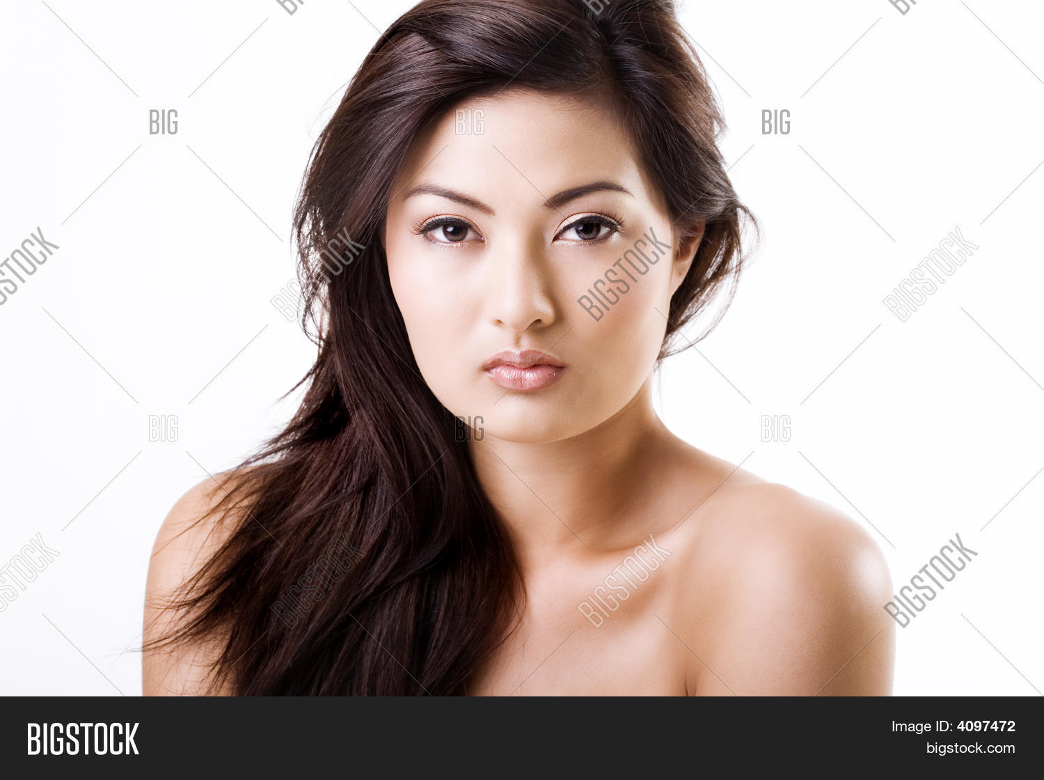 woman Beautiful asian