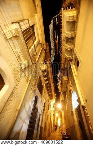 Italy Sicily Siracusa