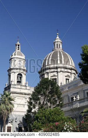 Italy Sicily Catania