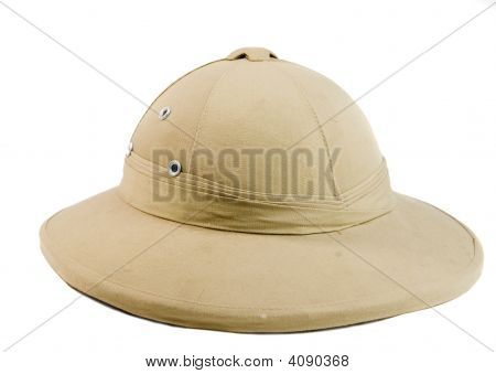 Hat Of African Hunter