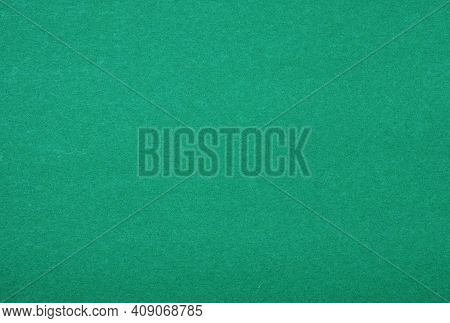 Plain Green Background. Green Cardboard. Green Paper Texture Background. Abstract Geometric Flat Com