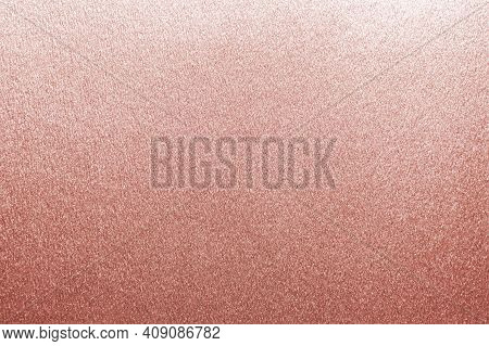 Rose Gold Pink Background Metallic Texture Wrapping Foil Paper For Shiny  Wallpaper Design Decoratio