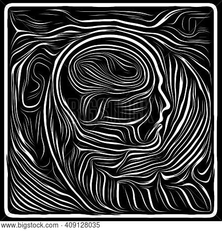 Illusions Of Woodcut Design