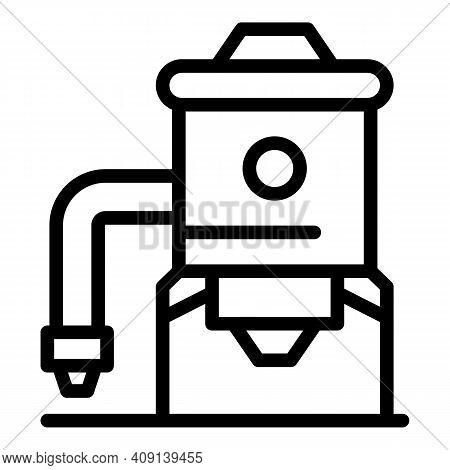 Publishing Industry Icon. Outline Publishing Industry Vector Icon For Web Design Isolated On White B