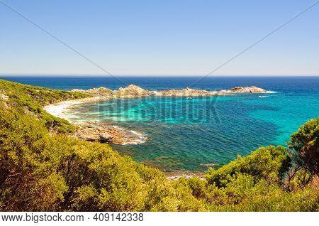 Canal Rocks, A Series Of Granite Rocks In The Indian Ocean - Yallingup, Western Australia, Australia