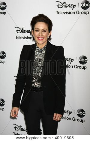 LOS ANGELES - JAN 10:  Patricia Heaton attends the ABC TCA Winter 2013 Party at Langham Huntington Hotel on January 10, 2013 in Pasadena, CA