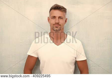 Fashion Style And Trend. Fashionable Look Of Trendy Man. Menswear Concept. Elegant And Stylish Macho