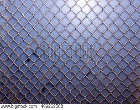 Metal Grid, Hd Metal Grid Background, Metal Background