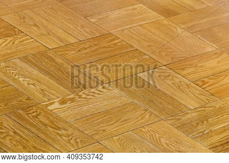 Wooden parquet texture - abstract background