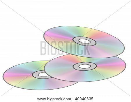 Three Cds