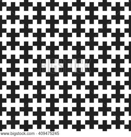 Seamless Geometric Pattern 201