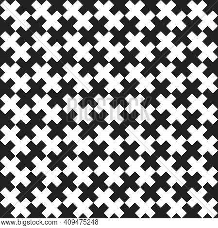 Seamless Geometric Pattern 202