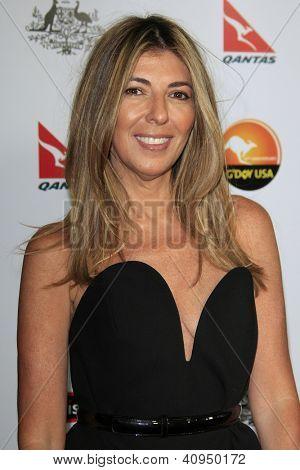 LOS ANGELES - JAN 12: Nina Garcia at the 2013 G'Day USA Los Angeles Black Tie Gala at JW Marriott on January 12, 2013 in Los Angeles, California
