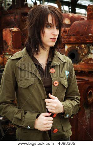 Military Style Fashion