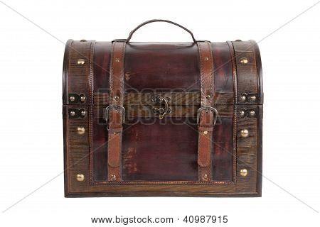 Vintage Bag Brown Color