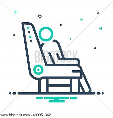 Mix Icon For Comfort Relax Massage Recliner Rest Chair Rocking Furniture Armchair Comfortable