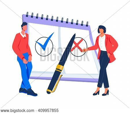 Compliance Rules And Law Regulation Business Concept With Business People People Control Regulation,