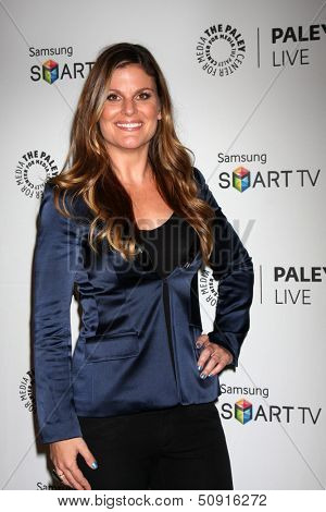 LOS ANGELES - SEP 12:  Kristin Dos Santos at the PaleyFest Fall Previews:  Fall Farwell-