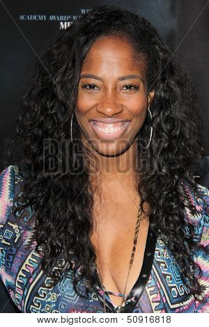 LOS ANGELES - SEP 12:  Shondrella Avery at the