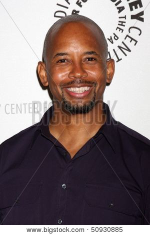 LOS ANGELES - SEP 13:  Michael Boatman at the PaleyFest Fall Flashback -