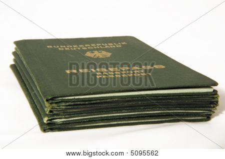 Bunch Of Passports