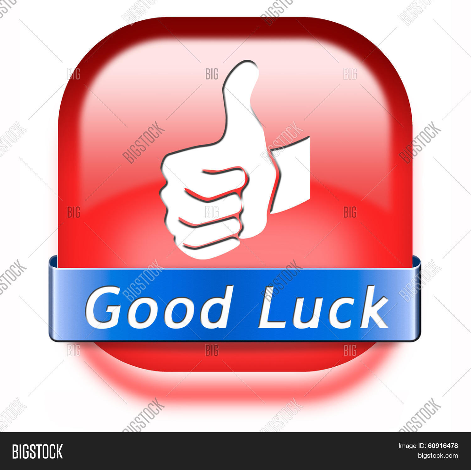 Good Luck Best Wishes Image Photo Free Trial Bigstock