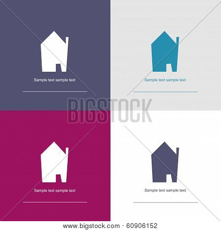 house symbol collection