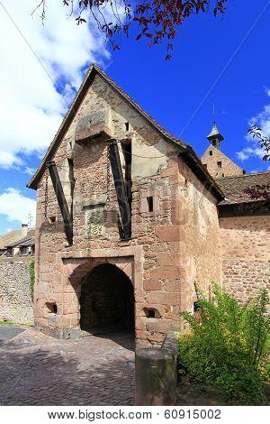 Riquewihr Porte Haute, France