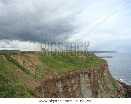 Whitby Headland,North Yorkshire