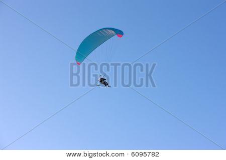 Paraplane Flying