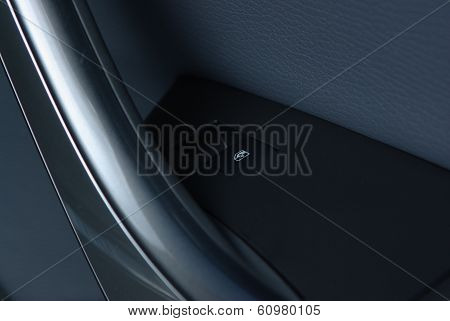 Window control in car