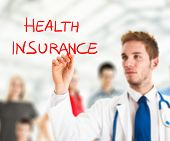 Health Insurance Concept poster