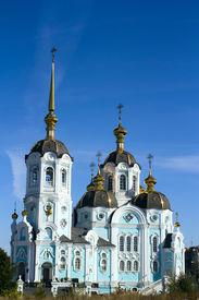 Church On Sunny Day