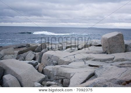 Rocks of Peggy's Cove